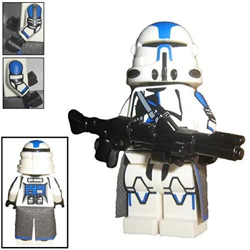 501st Legion Airborne Clone Trooper Figur V.1 - Customized by CBD ()