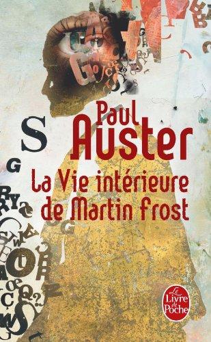 La Vie intérieure de Martin Frost