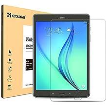 CoolReall - Protector de Pantalla de Vidrio Templado para Tablet Samsung Galaxy Tab A 9.7,transparente