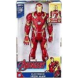 Avengers - Figura electrónica Iron Man, versión española (Hasbro C2162105)