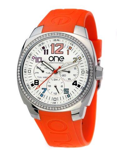 odm-ol2036bl71e-reloj-analogico-de-mujer-de-cuarzo-con-correa-de-goma-naranja-sumergible-a-30-metros