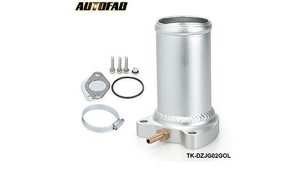 kit de tuyau de remplacement EGR adapt/é pour 1.9 TDI 130//160 CV Diesel Vanne EGR EVGATSAUTO