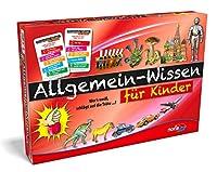 Noris Spiele 606013750 - Allgemein-Wissen für Kinder Kinderspiel