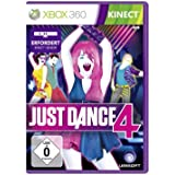 Just Dance 4 (Kinect erforderlich) - [Xbox 360]