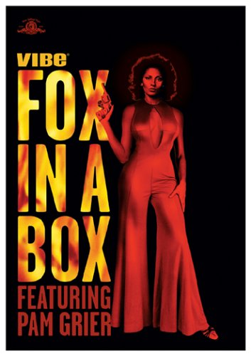 Foxy Brown (Foxy Brown, Dvd)