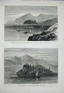 Capitaine 1880 Turc de Guerre de Camp de Dulcigno Gambier Art