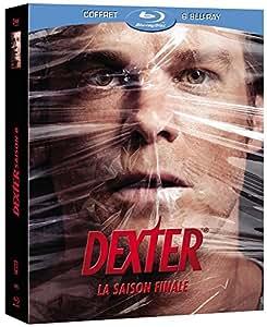 Dexter - Saison 8 (la saison finale complète) [Blu-ray]