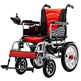 Best Electric Wheelchairs - MENUDOWN Electric Wheelchair,Electric Folding Wheelchair Lightweight Full Intelligent Review