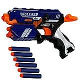 Blaze Storm Soft-Pfeil Pistole mit 10 weiche Pfeile Hot Fire Gewehr Spielzeugpistole soft