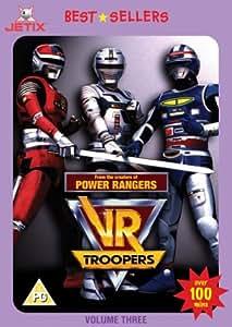 Vr Troopers - Volume 3
