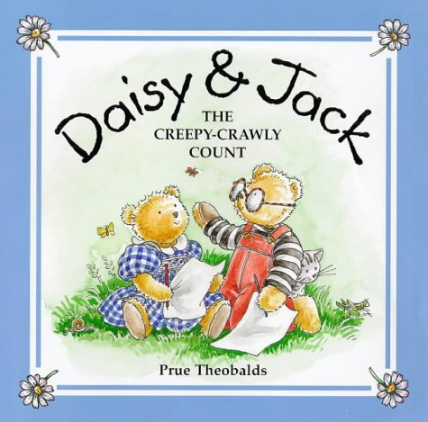Daisy and Jack : the creepy-crawly count