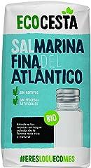Ecocesta Sal Marina Fina Bio, 1 Kg
