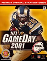 NFL Gameday 2001 - Primas Official Strategy Guide de Dimension Publishing