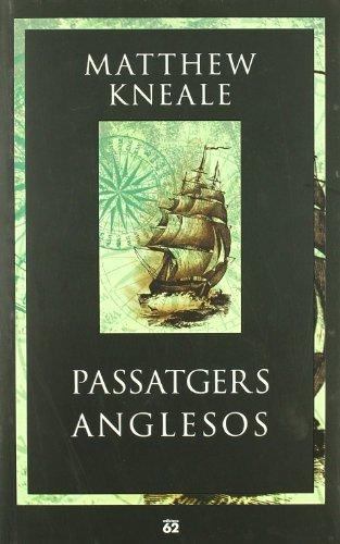 Passatgers anglesos (Novel·la històrica)