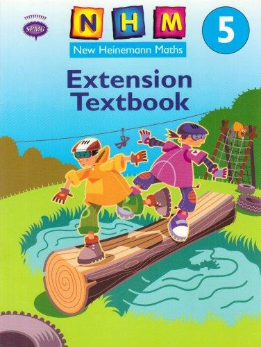 New Heinemann Maths Yr5, Extension Textbook (4 Pack)