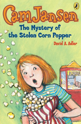 Cam Jansen: The Mystery of the Stolen Corn Popper #11 (English Edition) Womens Popper