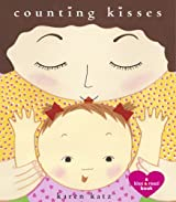 Counting Kisses: Lap Edition by Karen Katz (2010-08-24)
