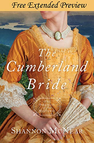 The Cumberland Bride (Free Preview): Daughters of the Mayflower - book 5 (English Edition)