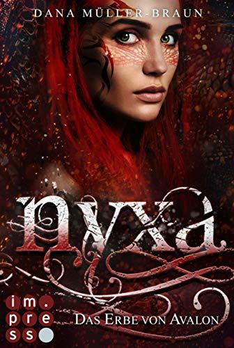 Buchseite und Rezensionen zu 'Nyxa 1: Das Erbe von Avalon' von Dana Müller-Braun