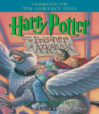 Click for larger image of Harry Potter and the Prisoner of Azkaban