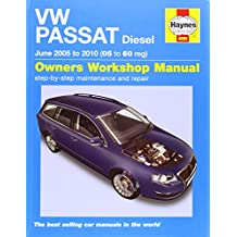 VW Passat Diesel Service and Repair Manual: 2005 to 2010 (Service & repair manuals)