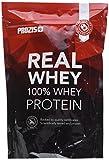Prozis Poudre 100% Real Whey Protein (400 g) - Meilleur goût vanille avec des acides aminés essentiels et riche en BCAA pour une récupération et une croissance musculaire maximales - 16 doses !