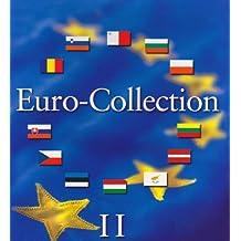"""Album Numismatique PRESSO pour les pièces en Euro, Euro-Collection Tome 2 """"Les nouveaux pays"""""""