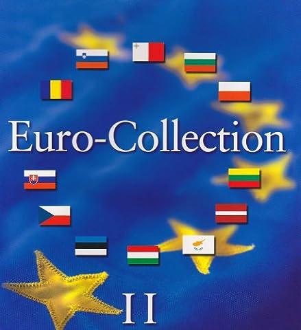 Album Numismatique PRESSO pour les pièces en Euro, Euro-Collection Tome 2