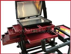Nordik Match Mk2 Seat Box + Wheel kit & Footplate: Amazon