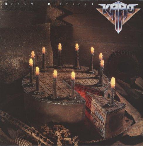 Heavy birthday (1988) [Vinyl LP]