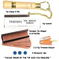 Peradon–Taco punta herramienta Kit Plus, 9 mm