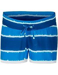 2HEARTS Umstands-Shorts Blau/Umstandsmode / Schwangerschaftsmode/Sommer Hose für Werdende Mamas