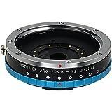 Fotodiox Pro Adaptateur de monture d'objectif avec Iris Ouverture - pour Objectif Canon EOS EF/ EF-S à Caméra Numérique sans Miroir -Mirrorless Digital Camera  Samsung NX/ pour Samsung NX1/ NX3000/ NX30/ Galaxy NX/ NX2000/ NX 1100/ NX300/ NX300M/ NX1000/ NX210/ NX20/ NX2000/ NX11/ MX100/ NX5/ NX10