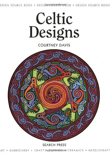 Design Source Book: Celtic Designs (Design Source Books)