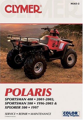 Polaris Explorer 500 '96-'03 ATV