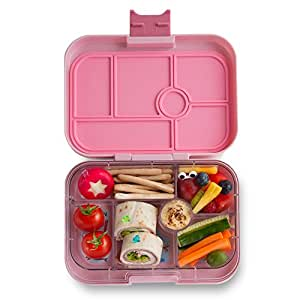 Yumbox Classic Bento Lunchbox for Children - Hollywood Pink