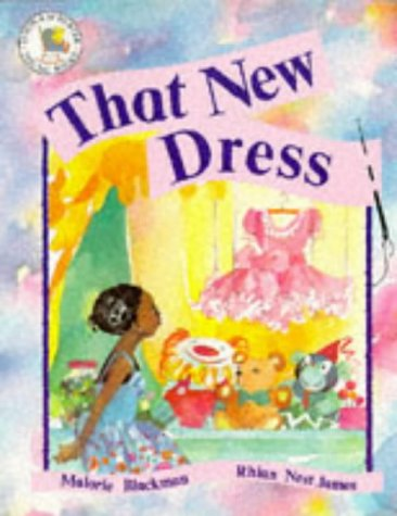 Childrens Books Reviews That New Dress Bfk No 70