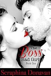 The Boss' Bad Girl (Book 1) (Erotic Romance) (Callahan's Secretary)