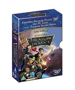 Treasure Planet DVD Gift Set