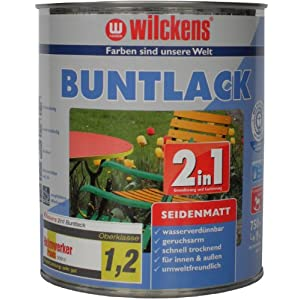 Wilckens 2in1 Buntlack Seidenmatt