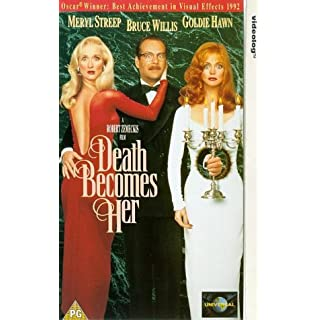 Death Becomes Her [VHS] [1992]