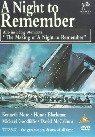 A Night to Remember / The Making of a Night to Remember for sale  Delivered anywhere in UK