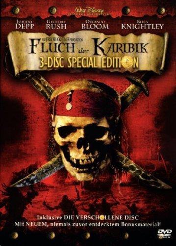 Bild von Fluch der Karibik (3 DVDs, exklusiv bei Amazon) [Special Edition]