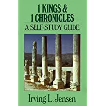 First Kings with Chronicles (Bible Self Study Guides)