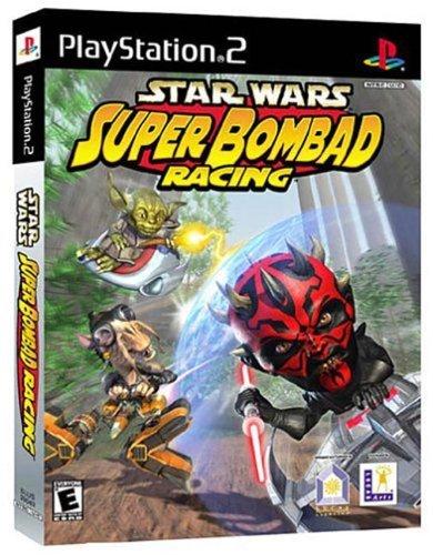 Star Wars: Super Bombad Racing (PS2) by LucasArts