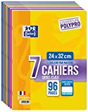 Best Des cahiers - Oxford OpenFlex Lot de 7 Cahiers 96 pages Review