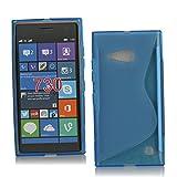 Lumia 735 Hülle, 11:11 Accessories, Weich Silikon TPU Gel
