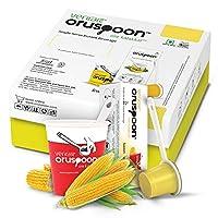 Oruspoon Instant Soups (Sweet Corn Soup, 60 Spoon Pack)
