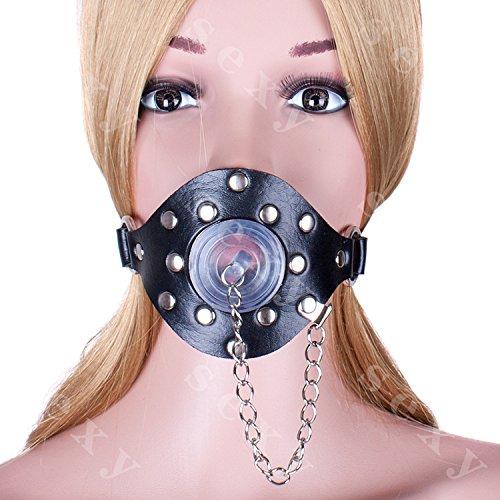Bondage Open Mouth Gag Mundknebel(Ø39mm), Fetisch Sex Spielzeug für Liebhaber,Paare