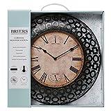 Briers Corsham Uhr, braun, 1 x 1 x 1 cm